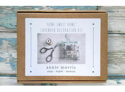 Lavender Decoration Embroidery Kit \