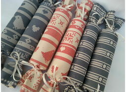 Christmas Cracker Box set of 6 - Scandi set
