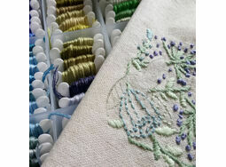 Contemporary Hand Embroidery Sewing Workshop 25th August