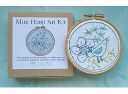 *NEW* Mini Hoop Art Kit : Little Birdy