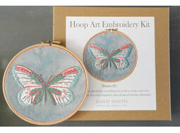 *NEW* Butterfly Hand Embroidery Kit