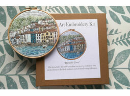 *NEW* 'Bayards Cove' Hand Embroidery Kit