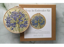 *NEW* Agapanthus Embroidery Kit