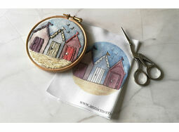 *NEW* Mini Hoop Kit - Beach Huts