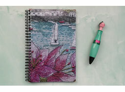 *NEW* Printed Lined notebook