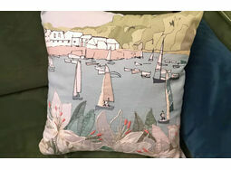 *NEW* Salcombe Cushion Panel
