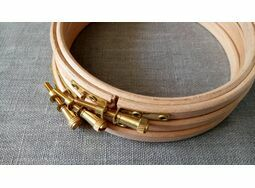 5\' Wooden Embroidery Hoop