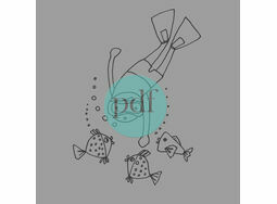 'Little Swimmer' PDF Embroidery Pattern