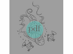 'Little Mermaid' PDF Embroidery Pattern