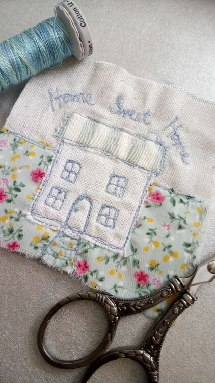 Freehand Machine Embroidery Workshop Saturday 10th March Only 50 00