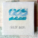 Blue Waves Guestbook additional 2