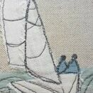 Creative Fabric Collage Pictures 8th June 10am- 4pm Harbour House Centre for Arts and Yoga, Kingsbridge additional 2
