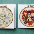 *NEW* Thank You Card Set of 6 mini cards additional 2