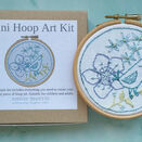 *NEW* Mini Hoop Art Kit : Little Birdy additional 1