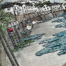 Estuary View Printed Embroidery Pattern additional 1
