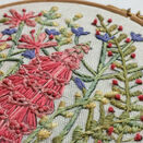Foxglove Embroidery Kit additional 4