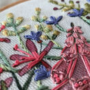 Foxglove Embroidery Kit additional 7