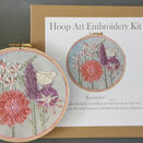 *NEW* Lavender Hand Embroidery Kit additional 1
