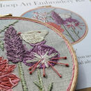 *NEW* Lavender Hand Embroidery Kit additional 2