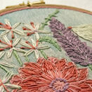 *NEW* Lavender Hand Embroidery Kit additional 3