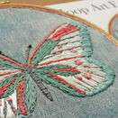 *NEW* Butterfly Hand Embroidery Kit additional 2