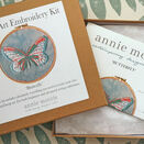*NEW* Butterfly Hand Embroidery Kit additional 3