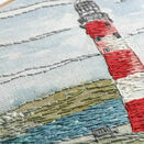 *NEW* Lighthouse Linen Embroidery Pattern panel additional 2