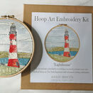 *NEW* Lighthouse Hand Embroidery Kit additional 1