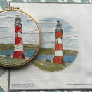 *NEW* Lighthouse Hand Embroidery Kit additional 3