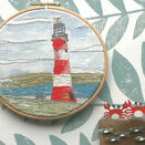 *NEW* Lighthouse Hand Embroidery Kit additional 2
