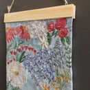 *NEW* Summer Garden Embroidery Panel additional 1