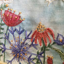 *NEW* Summer Garden Embroidery Panel additional 8
