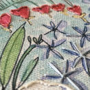*NEW* Summer Garden Embroidery Panel additional 5