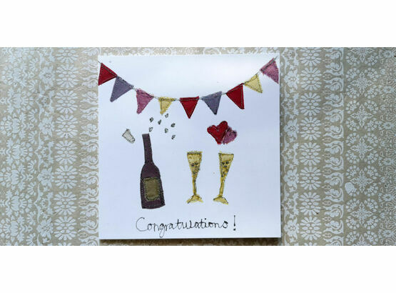 *NEW* Congratulations card