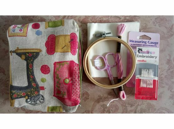 Sewing Starter Set