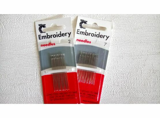 Hand Embroidery Needles